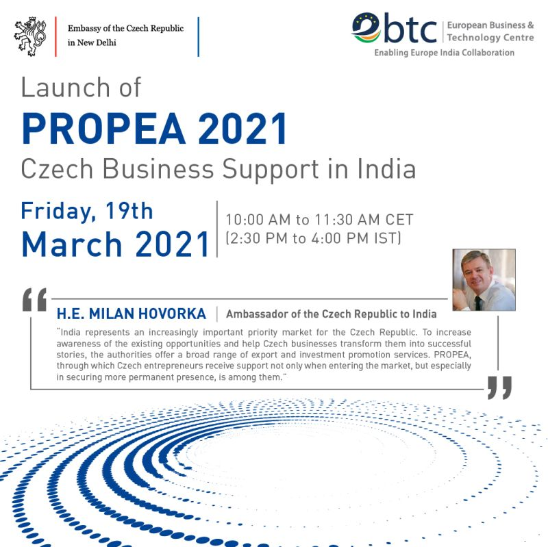Join us for the launch of the #PROPEA 2021