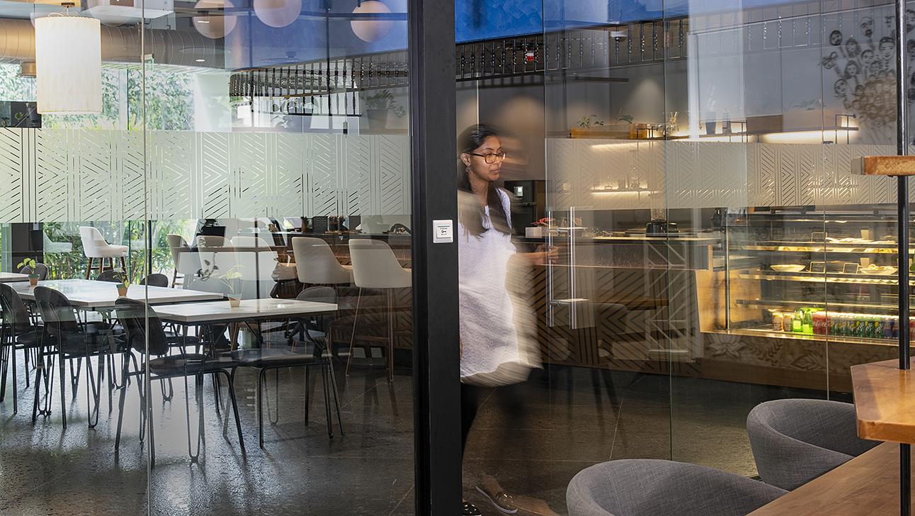 Wie kann ein effizienter Coworking-Büro geschaffen werden?