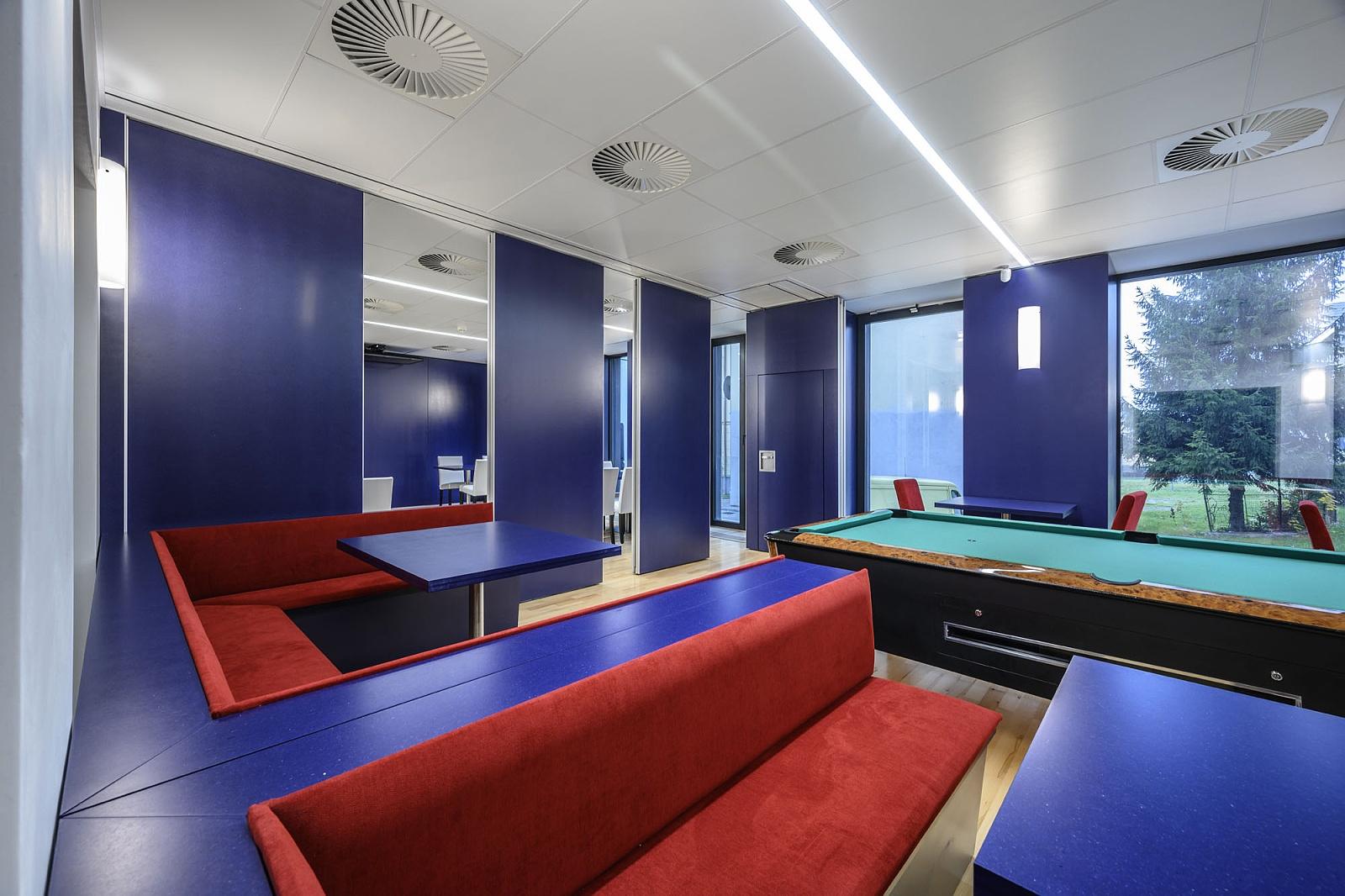 Flexible Räume im Kultur- und Veranstaltungszentrum