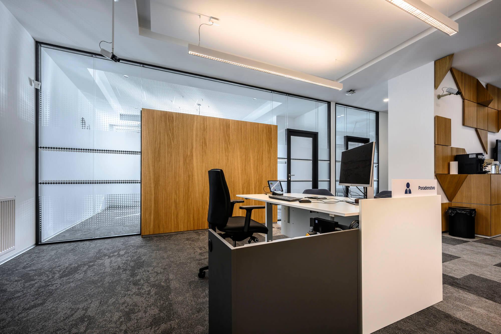 MICRA II is elegant in every office