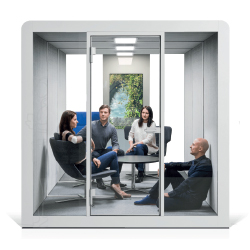Your modular office on wheels