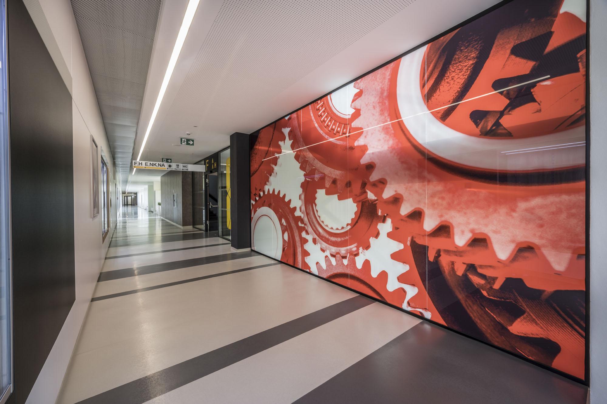 Corridor Design: Inventive Corridor Design