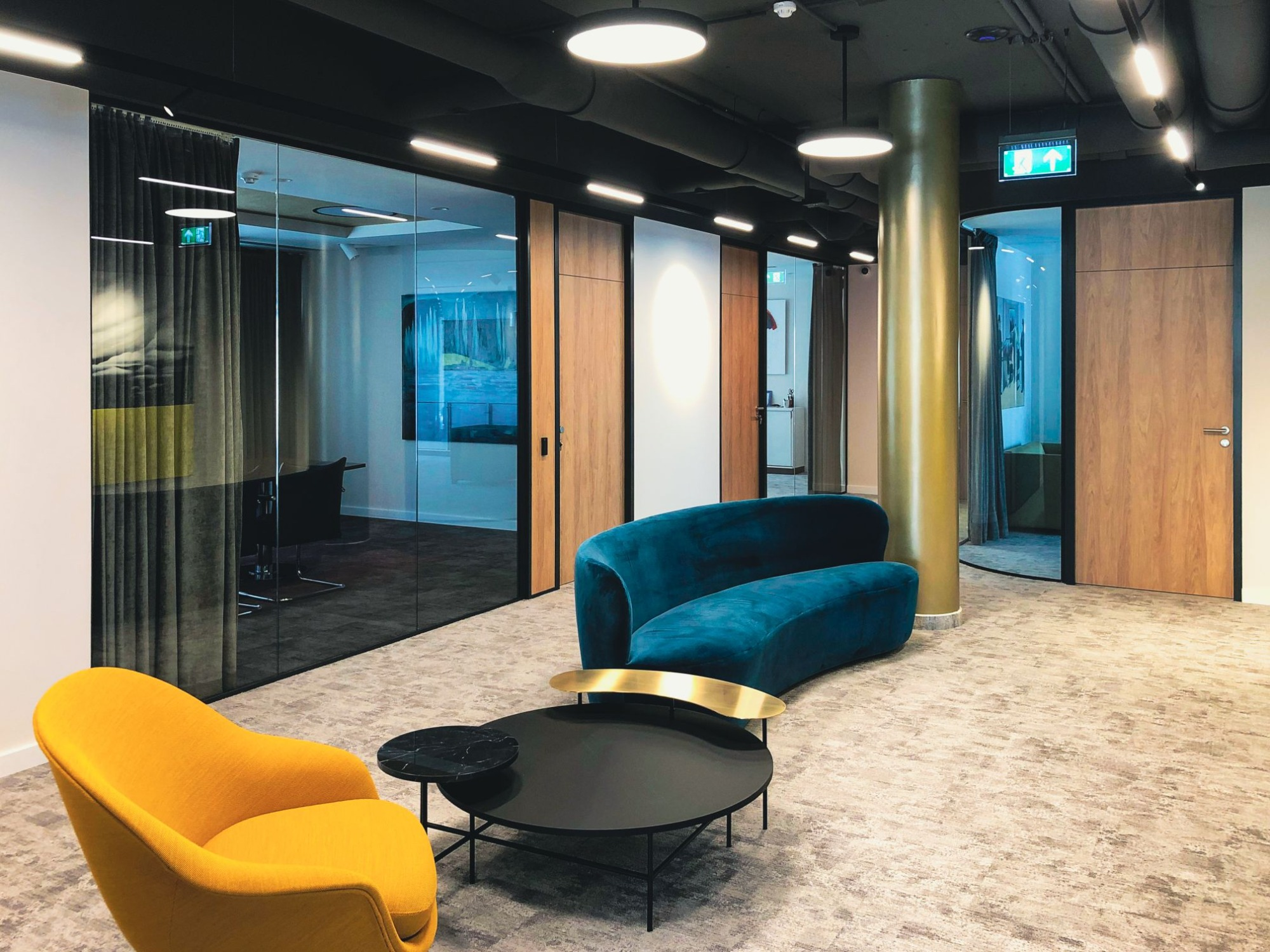 Luxury offices in the heart of Budapest