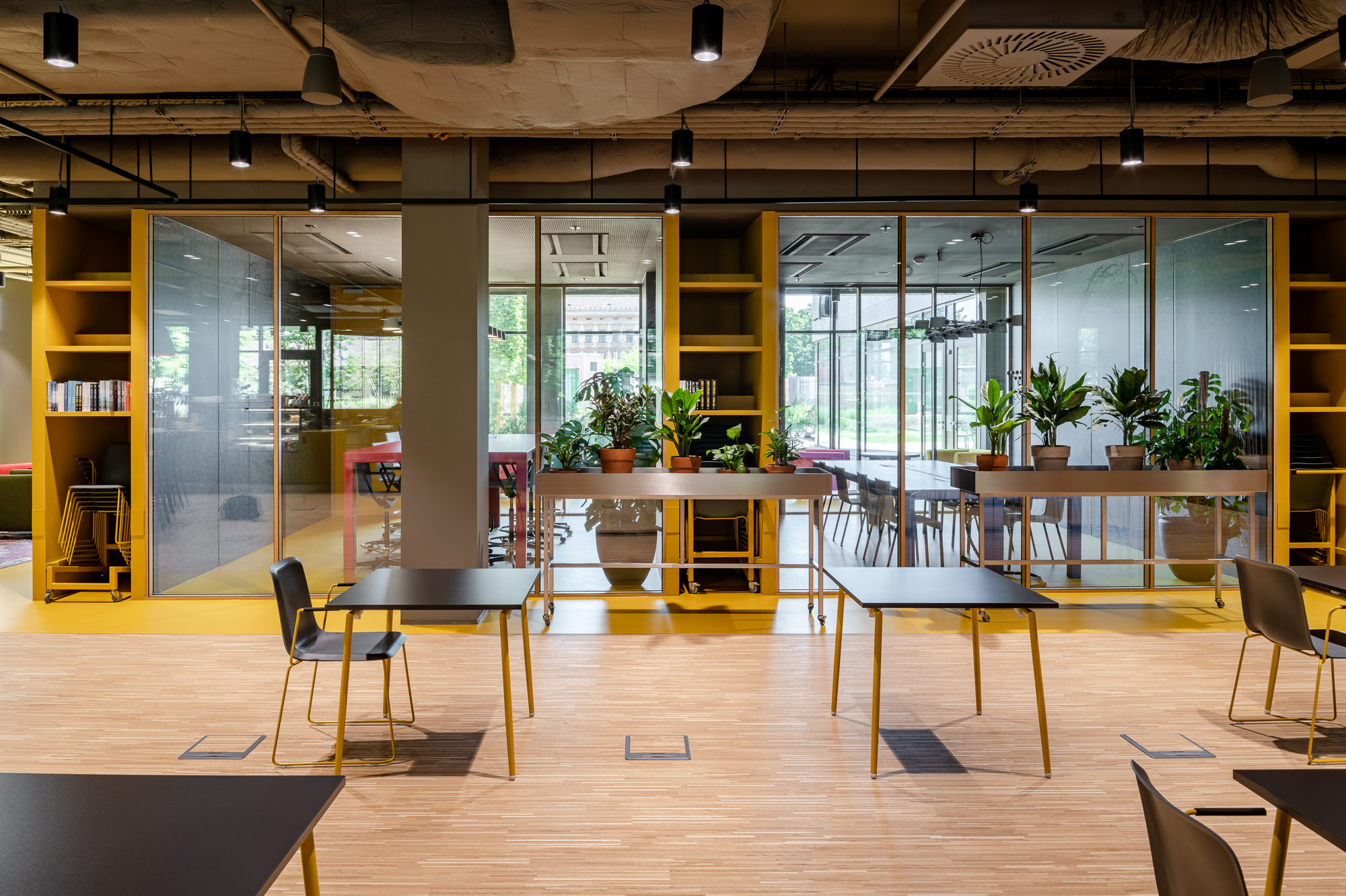 A design gem among coworking spaces