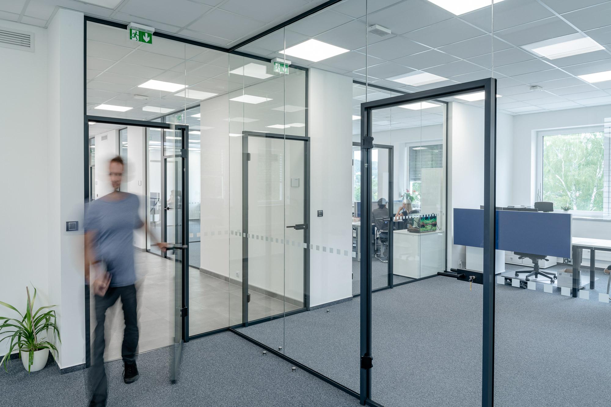 Elegáns és funkcionális irodák