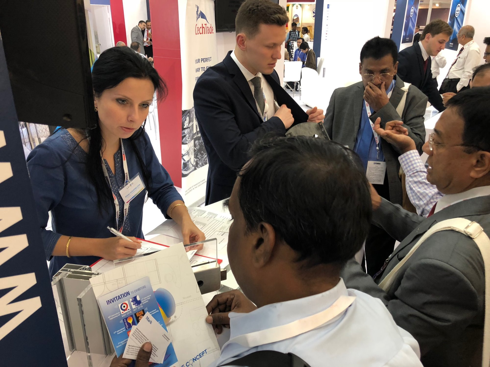 LIKO-S India on IESS 2018 Chennai trade fair