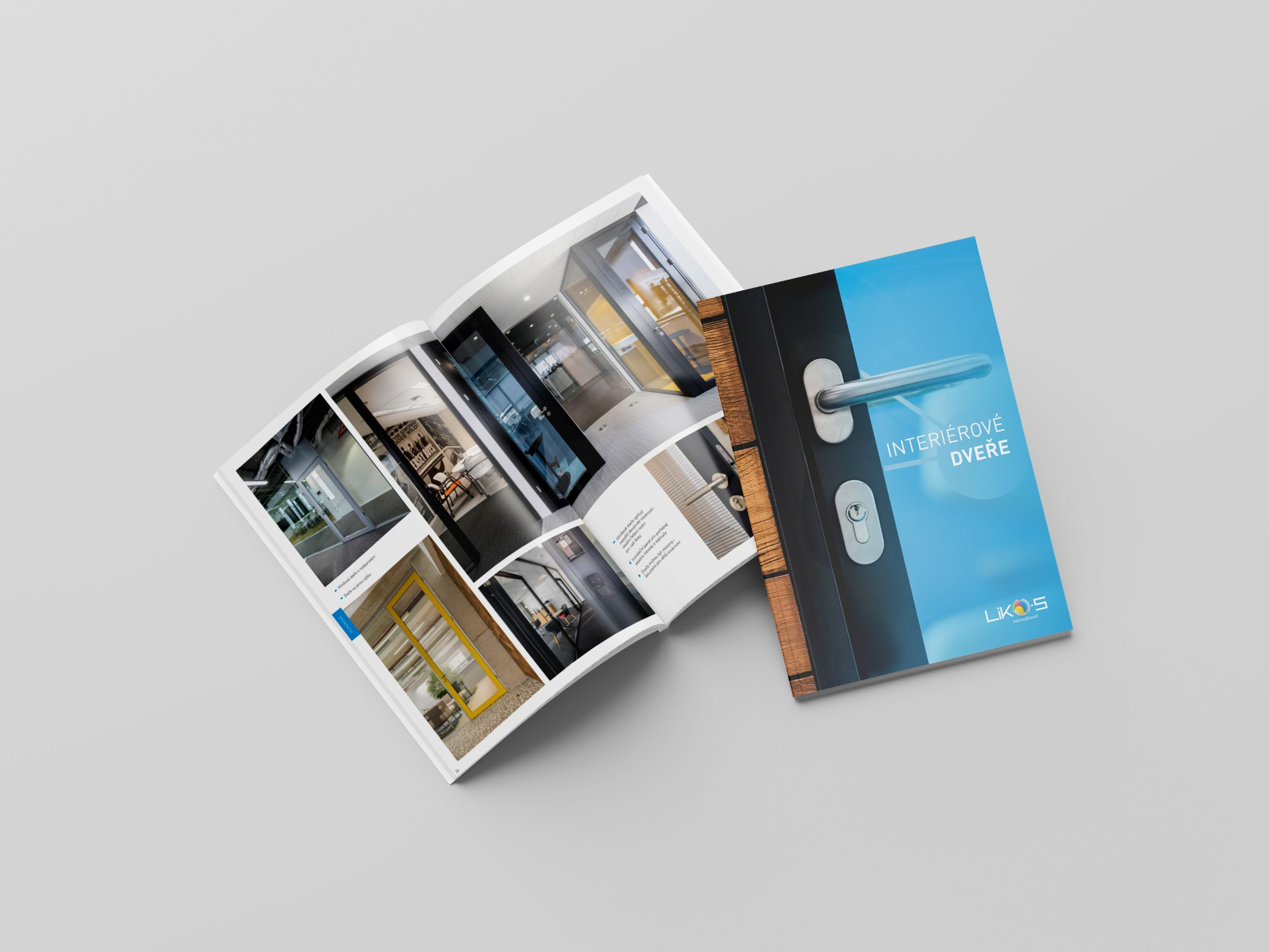 The new Interior Doors brochure is here!