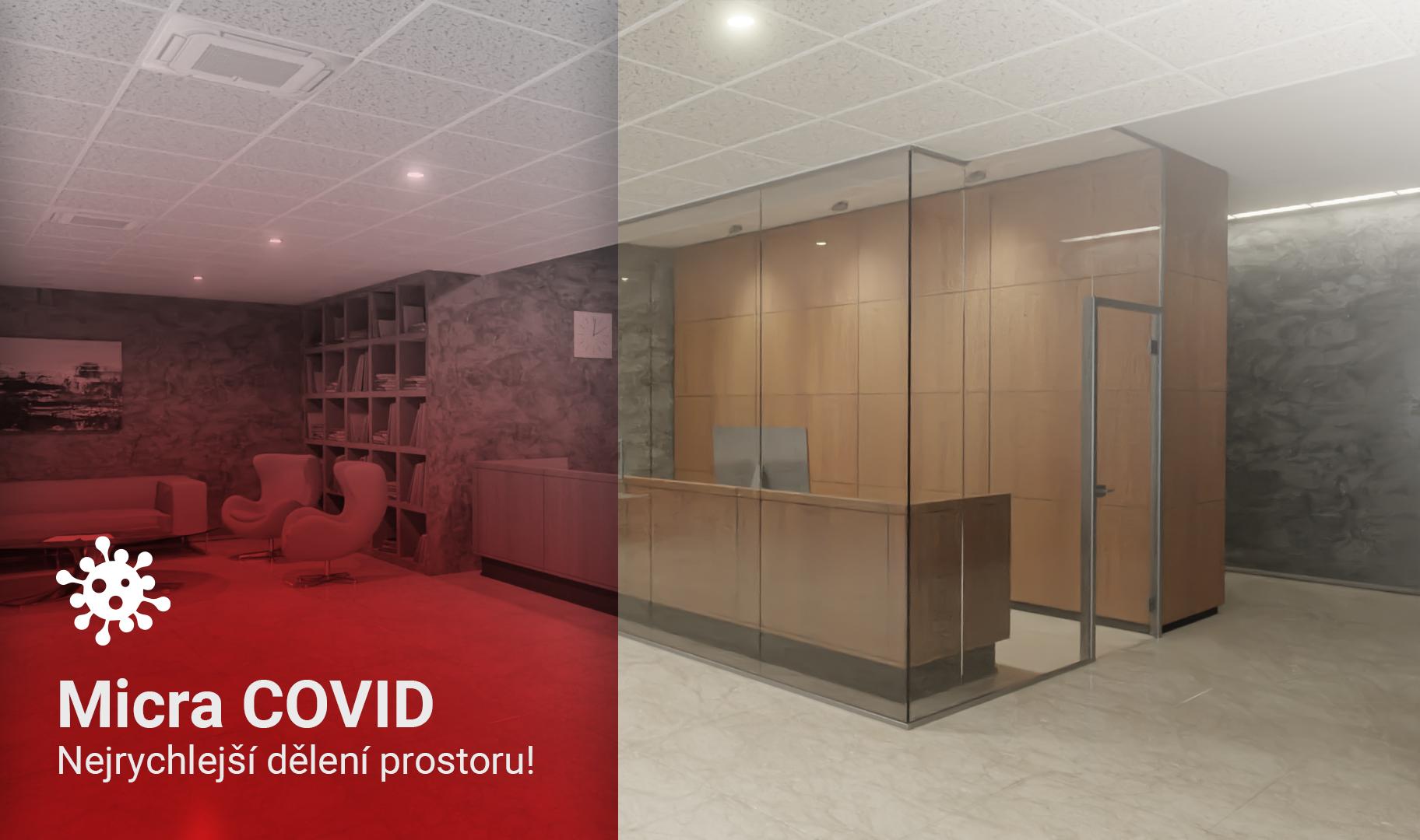 MICRA Covid – der beste und superschnelle Schutz am Arbeitsplatz!