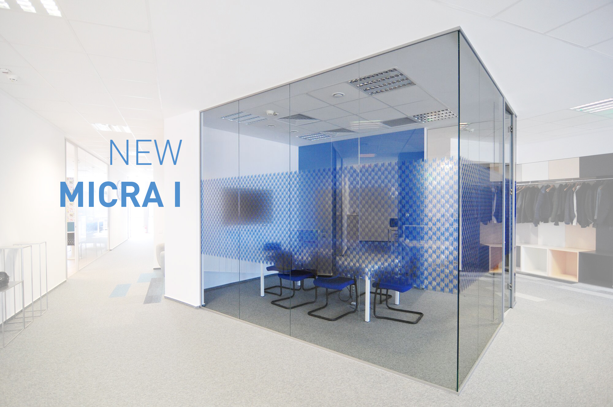 MICRA I, The thinnest partition with the best acoustic properties