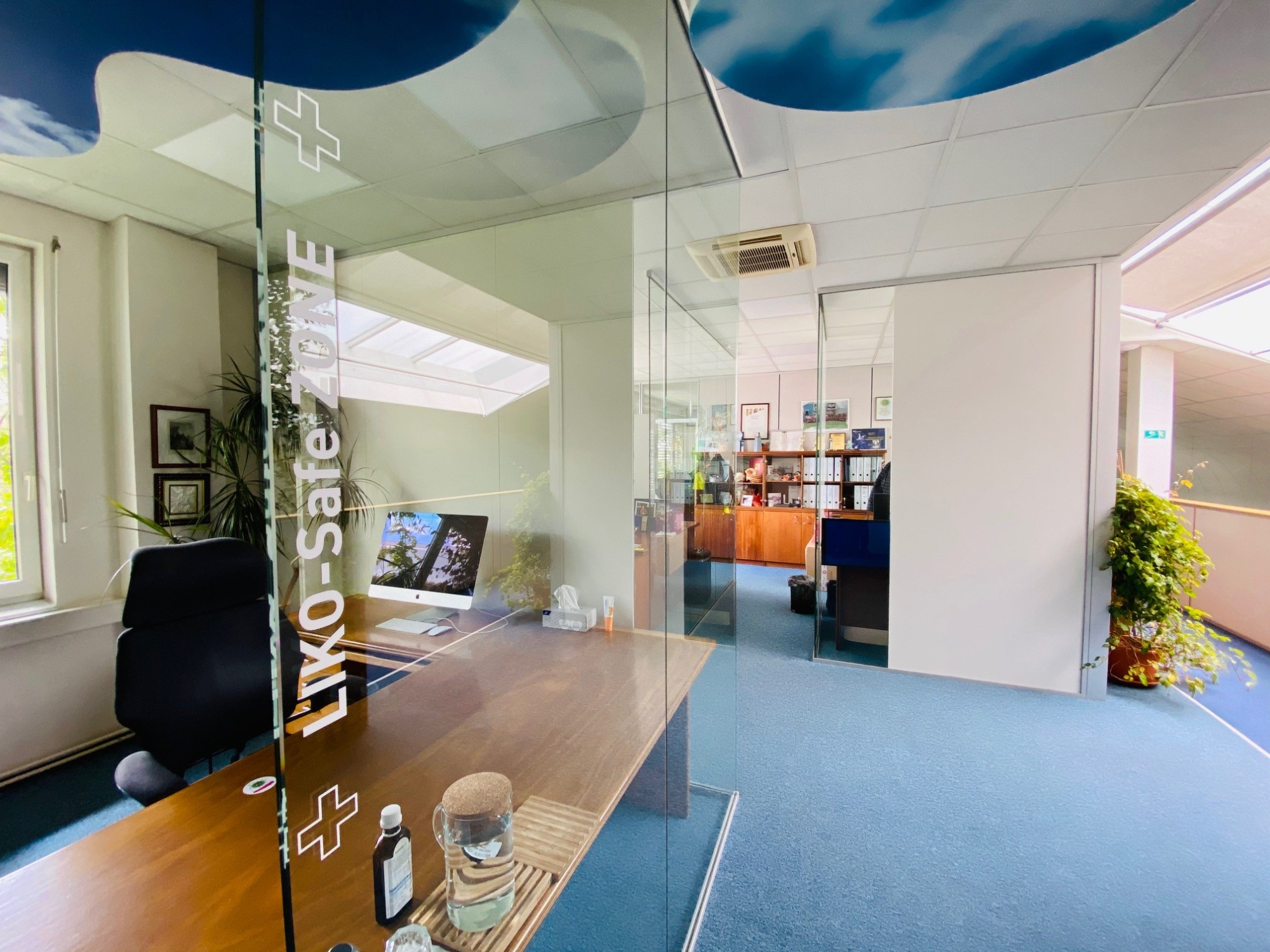 Wie MICRA Covid unsere Büros umgestaltet