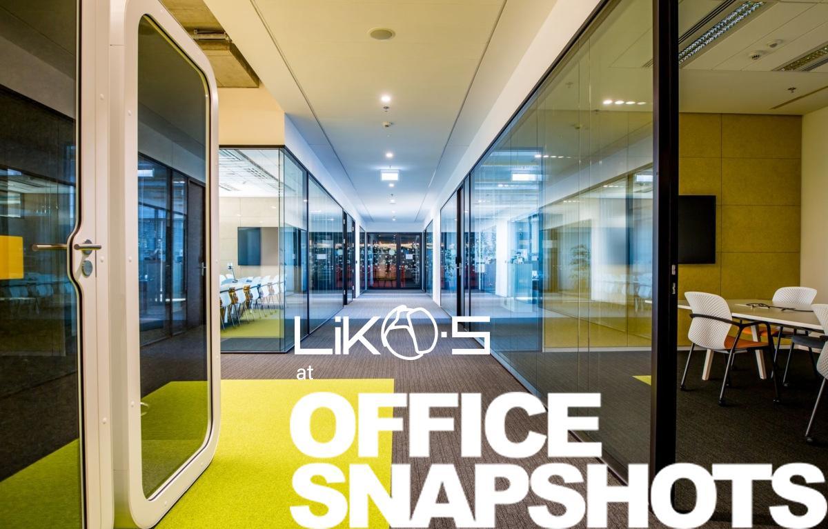 LIKO-S on OfficeSnapshots.com!