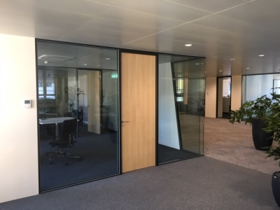 In Switzerland, our partitions are a great success